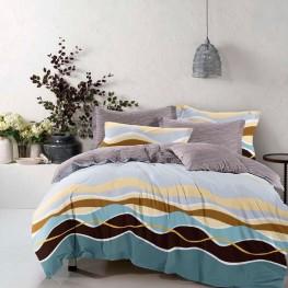 Комплект постельного белья Зара