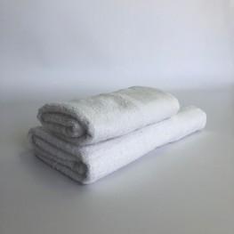 Полотенце махровое с узором (100% хлопок)
