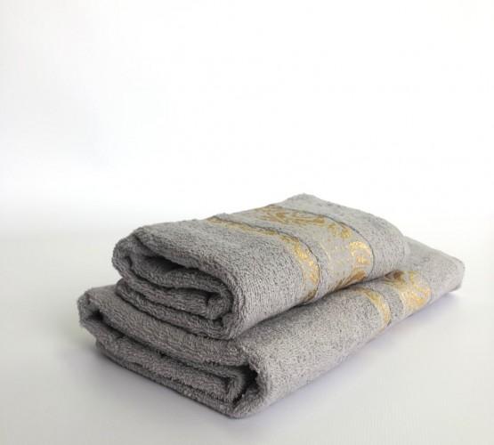 Полотенце махровое люрекс ( 100% хлопок) (Полотенце махровое люрекс ( 100% хлопок)) фото 1