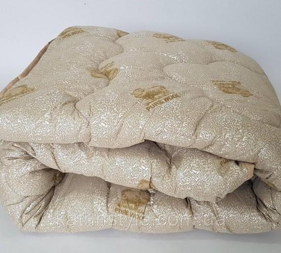Одеяло из овечьей шерсти (МВ) фото 1