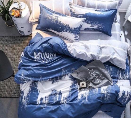 Комплект постельного белья Blue (2020 - 13) фото 1