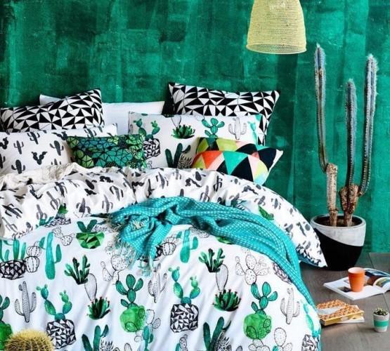 Комплект постельного белья Кактус (Комплект постельного белья Кактус) фото 1