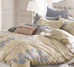 Комплект постельного белья листочек (Комплект постельного белья листочек) фото 2