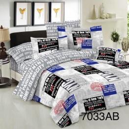 Комплект постельного белья Нью Йорк
