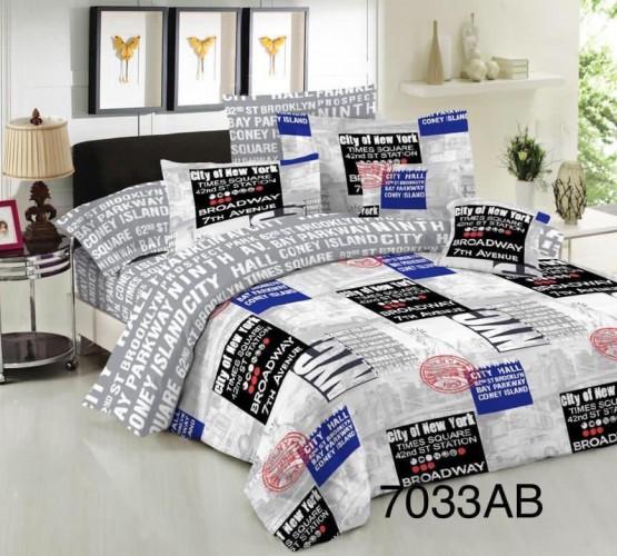Комплект постельного белья Нью Йорк (Комплект постельного белья Нью Йорк) фото 1