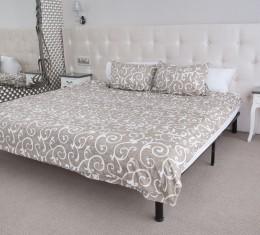 Комплект постельного белья бязь Голд  с узором () фото 2
