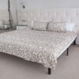Комплект постельного белья бязь Голд  с узором