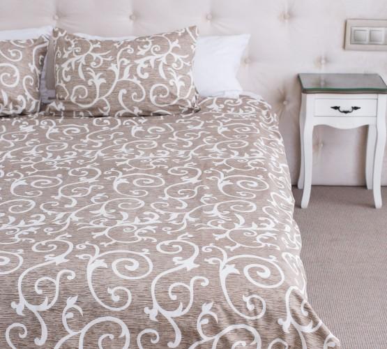 Комплект постельного белья бязь Голд  с узором () фото 1