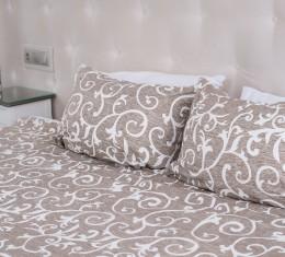Комплект постельного белья бязь Голд  с узором () фото 4