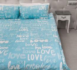 Комплект постельного белья Love, бязь Голд () фото 3