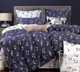 Комплект постельного белья с узором (2020 - 11) фото 2