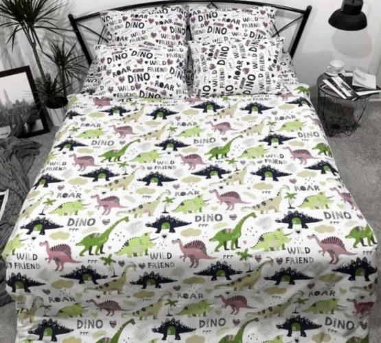 Комплект постельного белья Динозавр (Комплект постельного белья Динозавр) фото 1