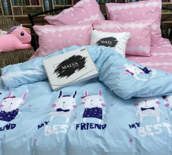 Комплект постельного белья Зайки (Комплект постельного белья Зайки) фото 1