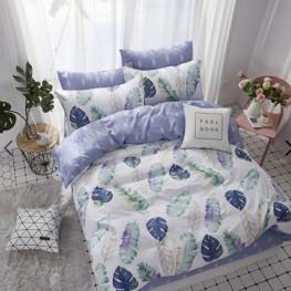 Комплект постельного белья бязь голд leaf