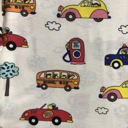 Ткань фланель car