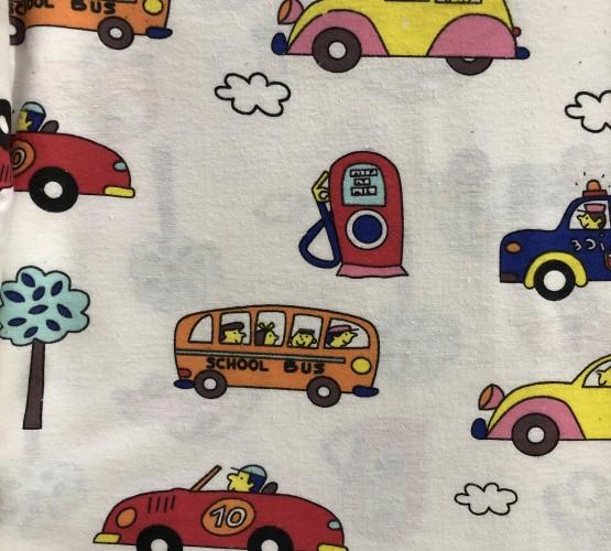 Ткань фланель car (Ткань фланель car) фото 1