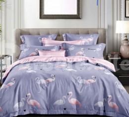 Комплект постельного белья Фламинго (Комплект постельного белья Фламинго) фото 2