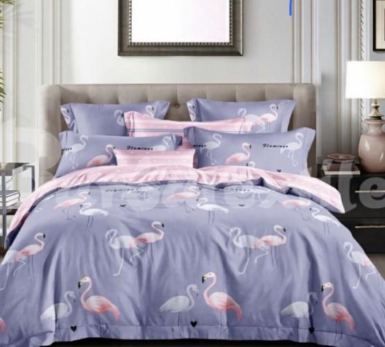 Комплект постельного белья Фламинго (Комплект постельного белья Фламинго) фото 1