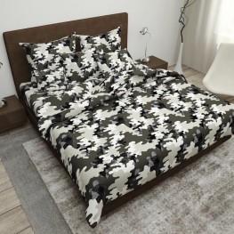 Комплект постельного белья камуфляж