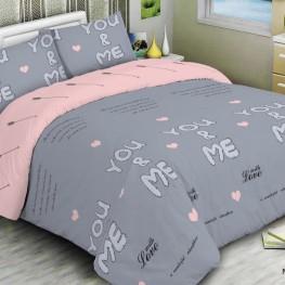 Комплект постельного белья LOVE