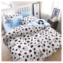 Комплект постельного белья Коровка
