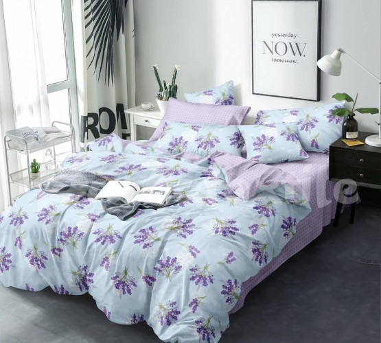 Комплект постельного белья Лаванда (Комплект постельного белья Лаванда) фото 1