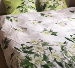 Комплект постельного белья green flower (green flower) фото 2