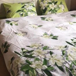 Комплект постельного белья green flower