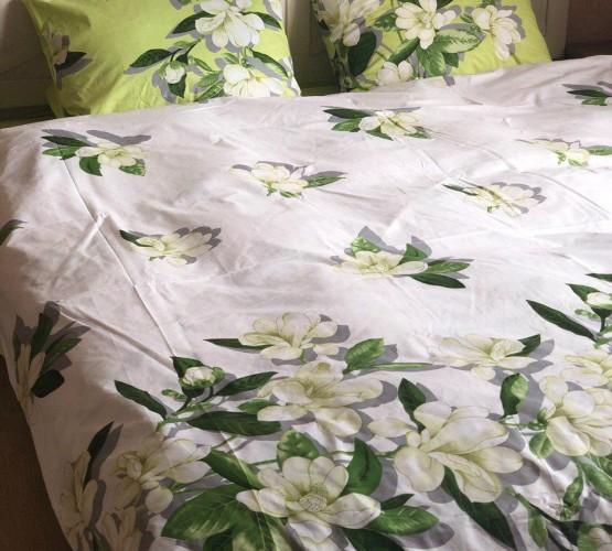 Комплект постельного белья green flower (green flower) фото 1