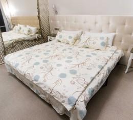 Комплект постельного белья c цветочным узором, сатин (68096565) фото 2