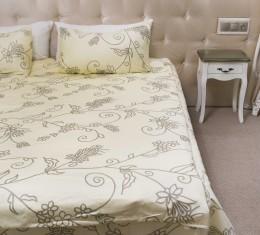 Комплект постельного белья цветочный, сатин (68096565) фото 3