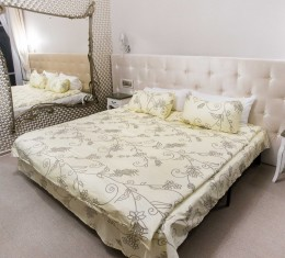 Комплект постельного белья цветочный, сатин (68096565) фото 4