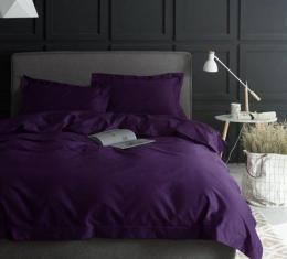 Комплект постельного белья сатин PURPLE (PURPLE) фото 4