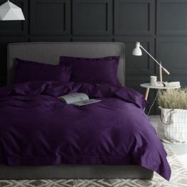 Комплект постельного белья сатин PURPLE