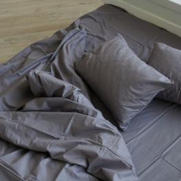 Комплект постельного белья gray gold