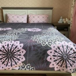 Комплект постельного белья Pink Dreams