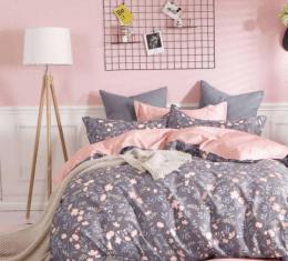 Комплект постельного белья с цветами (Комплект постельного белья с цветами) фото 2
