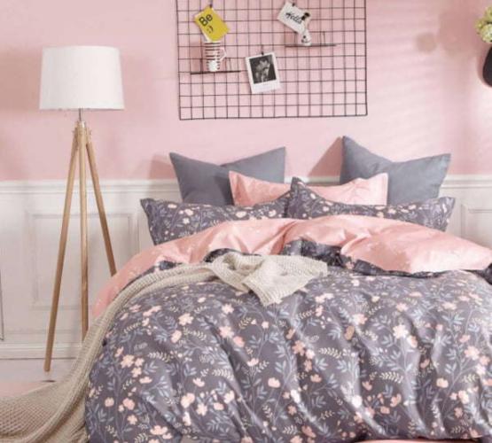 Комплект постельного белья с цветами (Комплект постельного белья с цветами) фото 1