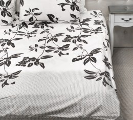 Комплект постельного белья c цветочным  узором, хлопок (68096565) фото 3