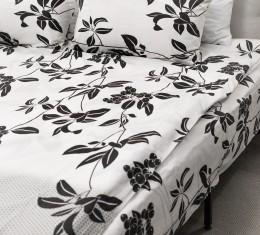 Комплект постельного белья c цветочным  узором, хлопок (68096565) фото 4