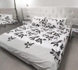 Комплект постельного белья c цветочным  узором, хлопок (68096565) фото 7