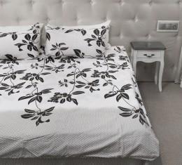 Комплект постельного белья c цветочным  узором, хлопок (68096565) фото 8