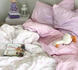 Комплект постельного белья ранфорс Queen (Комплект постельного белья ранфорс Queen) фото 2
