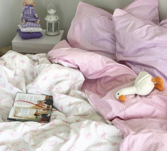 Комплект постельного белья ранфорс Queen (Комплект постельного белья ранфорс Queen) фото 1