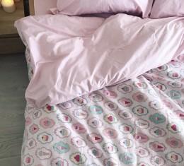 Комплект постельного белья ранфорс Sweet (Комплект постельного белья ранфорс Sweet) фото 2