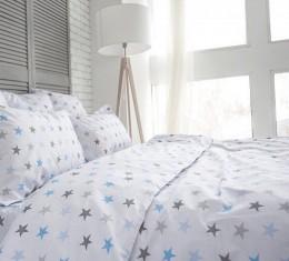 Комплект постельного белья Blue stars (Комплект постельного белья Blue stars) фото 2