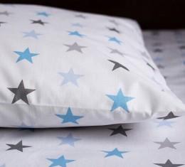 Комплект постельного белья Blue stars (Комплект постельного белья Blue stars) фото 3
