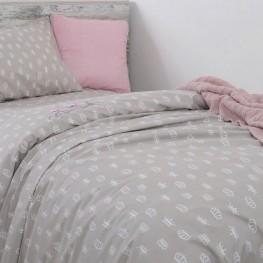 Комплект постельного белья Grey Queen