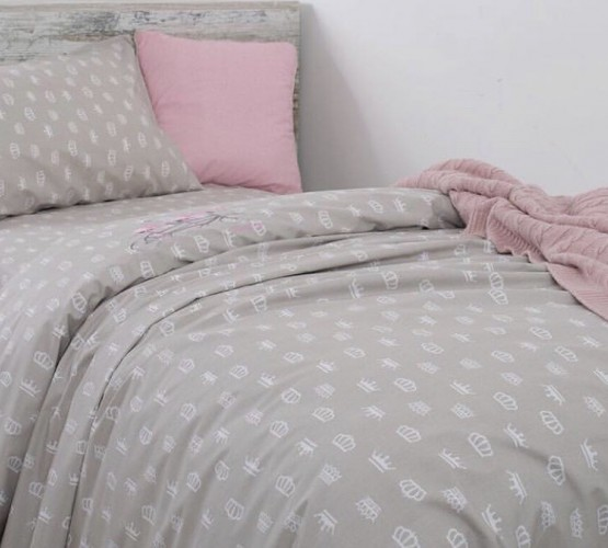 Комплект постельного белья Grey Queen (Комплект постельного белья Grey Queen) фото 1
