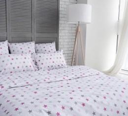 Комплект постельного белья Pink stars (Комплект постельного белья Pink stars) фото 2